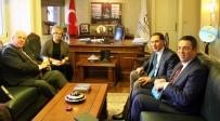 KAMU DENETÇİLİĞİ - Kamu Başdenetçisi Malkoç Açıklaması 'Özellikle Son Gelişen Olaylar Göçmenler Açısından Tedirgin Edicidir'