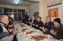 ALI ÖZKAN - Karacabey'de 'Halil İbrahim Sofrası'