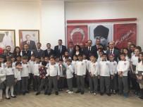 LABORATUVAR - Katar'daki Türk Okulu'nu Sözcü Kalın Açtı