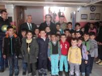 MEHMET NURİ ÇETİN - Kaymakam Çetin, Öğrencilerle Bir Araya Geldi