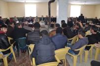 AHMET ÖZKAN - Kaymakam Özkan'dan Köy Ziyaretleri