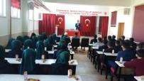 Kaymakam, YGS'ye Girecek Öğrencilerle Buluştu