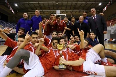 Kepez Belediyespor Antalya Şampiyonu Oldu