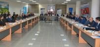 KAYIT DIŞI İSTİHDAM - Kırklareli'de 'Çalışma Hayatında Milli Seferberlik' Toplantısı