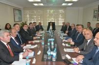 ESENGÜL - Kırklareli İl Su Yönetimi Koordinasyon Kurulu Toplantısı