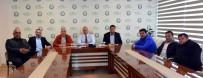 Kocaçeşmespor'dan Başkan Kayda'ya Ziyaret