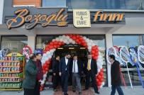 SERKAN BAYRAM - KOSGEB Destekli Unlu Mamülü İşletmesinin Açılışı Yapıldı