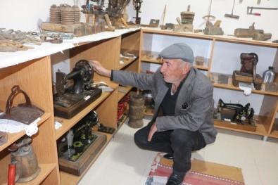 Köylüleri duygulandıran müze