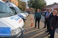 KOZANLı - Kozan Belediyesi Hasta Nakil Araçları Hizmete Girdi