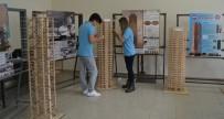 KARADENIZ TEKNIK ÜNIVERSITESI - KTÜ'lü Öğrenciler Amerika'da Yapılacak 'Depreme Dayanıklı Bina' Proje Yarışmasına Katılacak