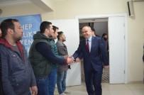 DOĞUM GÜNÜ PASTASI - Kula AK Parti İlçe Danışma Meclisi Toplantısı Yapıldı