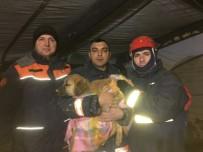 YAVRU KÖPEK - Kuyuya Düşen Yavru Köpek 10 Gün Sonra Kurtarıldı