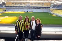 Maçta Tanışan Çiftin Nikahı Ülke Stadyumu'nda Kıyıldı