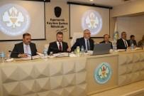 HÜSEYIN YARALı - Manisa Büyükşehir Şubat Ayı Meclisi Gerçekleştirdi