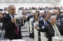 ARITMA TESİSİ - Mecliste İZSU Tartışması