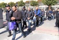 KORSAN GÖSTERİ - Mersin'de Terör Örgütlerine Operasyon