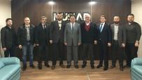MÜSİAD Başkanı Şengüloğlu'na Hayırlı Olsun Ziyaretleri