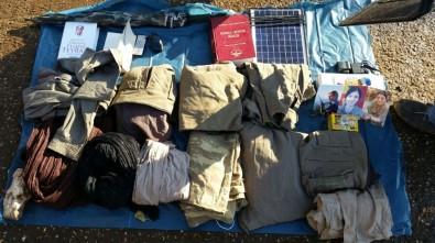 Nusaybin'de PKK'nın Yeraltı Sığınağı Bulundu