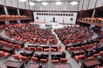 TBMM GENEL KURULU - O tasarı Meclis'ten geçti... Yeni sınır kapıları açılacak