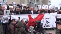 NEDIM ŞENER - Oda TV Davası Öncesi Gazetecilerden Basın Açıklaması