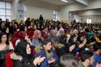 OMÜ'de 'Sessizliğe Ses Ver' Konferansı