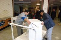 HASTANE YÖNETİMİ - Ortakların Haciz Sorunu Hastaneye Uzandı