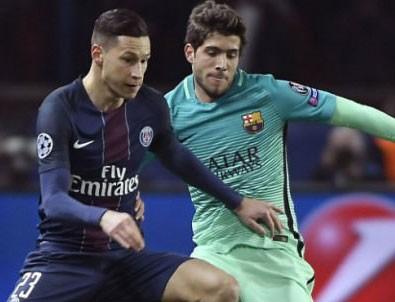 Paris'te tarihi skor! Barça'yı dağıttılar!