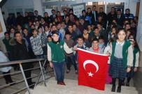 TOPLUM DESTEKLI POLISLIK - Polisten Öğrencilere Ziyaret