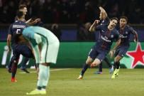 BENFICA - PSG Barca'yı Dağıttı