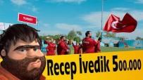 RECEP İVEDIK - Recep İvedik 5 gösterime girmeden rekoru geldi