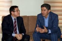 SIYAH BEYAZ - Rektör Kızılay'dan RADER'e Ziyaret