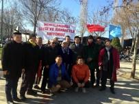 Salihli Kazak Türkleri'nden Şehitler Anısına Lokma Hayrı