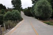 Samsun'da 2023'E Kadar 3 Bin Km Beton Yol Yapılacak