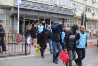 Samsun'da Bylock'tan 20 Öğretmen Adliyeye Sevk Edildi
