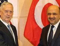 MILLI SAVUNMA BAKANı - Türkiye-ABD arasında kritik görüşme