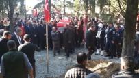 Şehit Polis Memuru Gözyaşlarıyla Toprağa Verildi