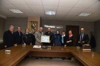 AŞIK VEYSEL - Sivaslılar, İzmit Belediye Başkanı Nevzat Doğan'ı Ziyaret Etti