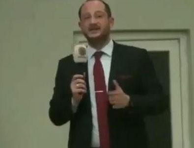 Son dakika: 'İç savaş çıkar' dedi AK Parti istifasını istedi