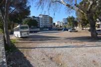 YAZıBAŞı - Torbalı Mahalle Meydanı İhaleye Çıktı