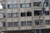 Trabzon'da Yangın Açıklaması 1 Ölü, 1 Yaralı