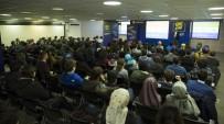 HASAN KAYA - Turkcell, İstanbul Şehir Üniversitesi Öğrencileriyle Bir Araya Geldi