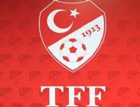 TÜRKIYE FUTBOL FEDERASYONU - Türkiye aday oldu