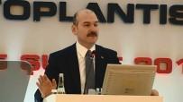 POLİS TEŞKİLATI - Türkiye'deki Mülteci Sayısını Açıkladı