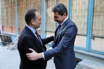 ORTAK AKIL - Uşak Belediyesi'nden MHP İl Teşkilatına Ziyaret