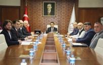 KAPADOKYA - Vali Aktaş Başkanlığında KAP-HİB Toplantısı Yapıldı