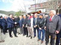 İL SAĞLIK MÜDÜRÜ - Vali Al, Bahçe'de Muhtarlar Ve STK Temsilcileri İle Bir Araya Geldi