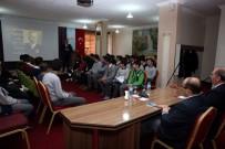 Vali Ustaoğlu, Öğrencilerle Bir Araya Geldi