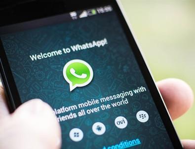 Whatsapp'a sürpriz özellik