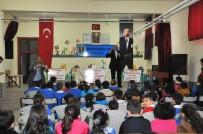 NASREDDIN HOCA - Yazar Köseoğlu Öğrencilerle Buluştu