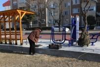 Yürüyüş Ve Gezi Parkuruna Spor Alanı